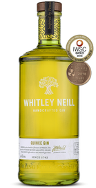 Whitley Neill Quince Gin (70cl)