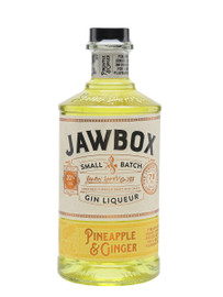 Jawbox Pineapple & Ginger Gin Liqueur (70cl)