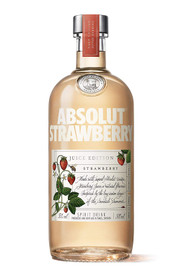 Absolut Strawberry Juice Vodka (70cl)