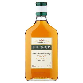 Three Barrels VSOP (35cl)