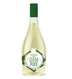 Blossom Hill Gin Fizz Lemon & Rosemary (75cl)