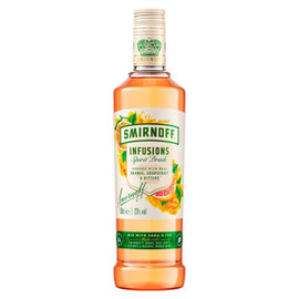 Smirnoff Infusions Orange & Grapefruit Bitters (50cl)