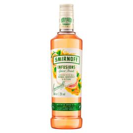 Smirnoff Infusions Orange & Grapefruit Bitters (50cl)