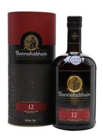 Bunnahabhain 12 Year Old (70cl)