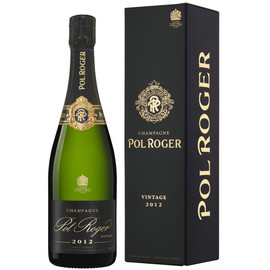 Pol Roger Brut Vintage 2012 Magnum In Gift Box (1.5Ltr)