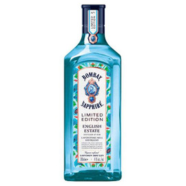Bombay Sapphire Limited Edition English Estate London Dry Gin (70cl)