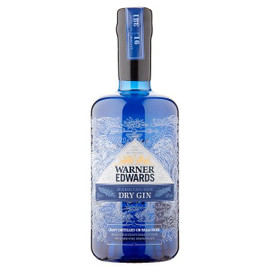 Warners Harrington Dry Gin (70cl)