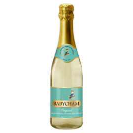 Babycham Original Refreshing Sparkling Perry (75cl)