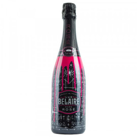 Luc Belaire Rose Artwork By Gregoire Devin Limited Edition (75cl)