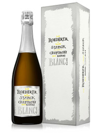 Louis Roederer Brut Nature 2012 By Philippe Starck (75cl)