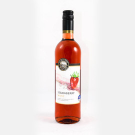 Lyme Bay Country Wines Strawberry (75cl)