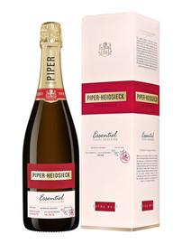 Piper-Heidsieck Essentiel Cuvee Reservee Extra Brut In Gift Box (75cl)