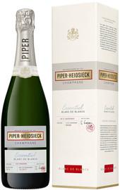 Piper-Heidsieck Essentiel Blanc de Blancs Extra Brut In Gift Box (75cl)