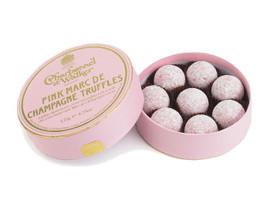 Charbonnel et Walker Pink Marc De Champagne Truffle (135g)