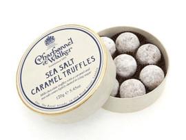 Charbonnel et Walker Milk Sea Salt Caramel Truffles (120g)