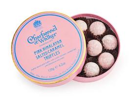 Charbonnel et Walker Pink Himalayan Salted Caramel Truffles (120g)