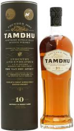 Tamdhu 10 Year Old Single Malt Scotch (70cl)