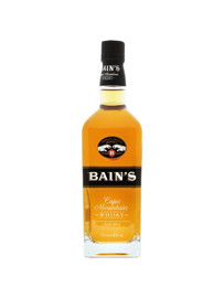 Bains Cape Mountain Single Grain Whisky (70cl)