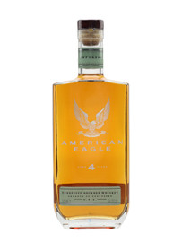 American Eagle 12 Years Old Bourbon Whiskey (70cl)