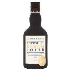 Carthy & Black Yorkshire Cream (50cl)