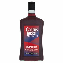 Cactus Jacks Dark Fruits (70cl)