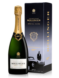Bollinger Special Cuvee NV James Bond 007 Limited Edition (75cl)