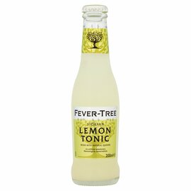 Fever-Tree Lemon Tonic (200ml)