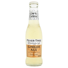 Fever-Tree Light Ginger Ale (200ml)