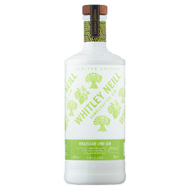 Whitley Neill Brazilian Lime Gin (70cl)