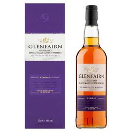 Glenfairn Floral Highland Single Malt (70cl)