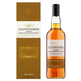 Glenfairn Sweet Speyside Single Malt (70cl)