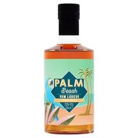 Palm Beach Spiced Vanilla Rum Liqueur (50cl)