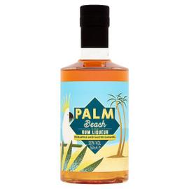 Palm Beach Pineapple & Salted Caramel Rum Liqueur (50cl)
