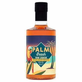 Palm Beach Banana & Butterscotch Rum Liqueur (50cl)
