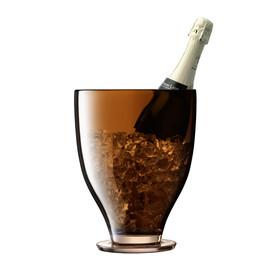 Epoque Champagne Bucket Amber/Lustre