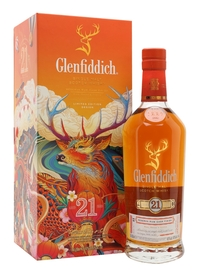 Glenfiddich 21 Year Old Chinese New Year Limited Edition (70cl)