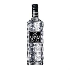 Three Sixty Vodka (75cl)