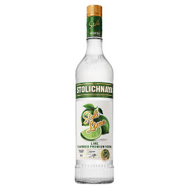 Stolichnaya Lime Vodka (70cl)