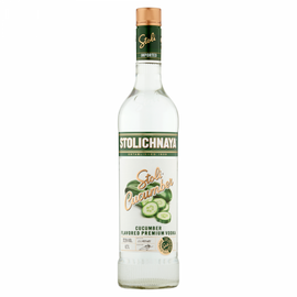 Stolichnaya Cucumber Vodka (70cl)