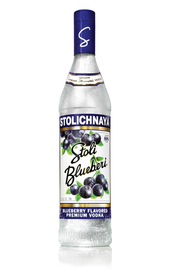 Stolichnaya Blueberi Vodka (70cl)