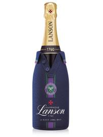Lanson Le Black Label Brut NV- Wimbledon Neoprene 2021 (75cl)