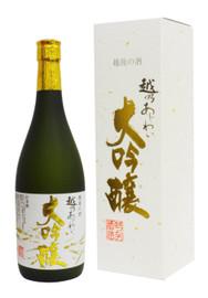 Koshi No Ajiwai Daiginjo Sake (72cl)
