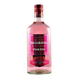 Belgravia Pink Gin (70cl)