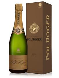 Pol Roger Rich Demi-Sec NV In Gift Box (75cl)