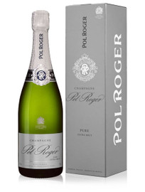 Pol Roger Pure Extra Brut NV In Gift Box (75cl)