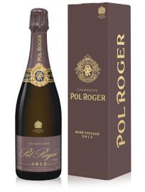 Pol Roger Brut Rose Vintage 2012 (75cl)