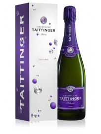Taittinger Nocturne Sec NV In Gift Box (75cl)