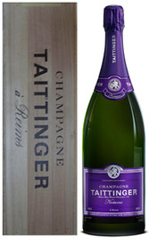 Taittinger Nocturne Sec NV Jeroboam In Wood Box (3Ltr)