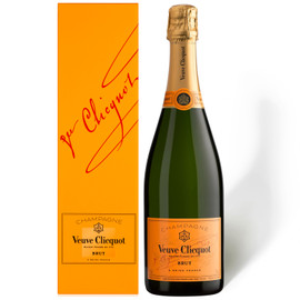 Veuve Clicquot Brut In Gift Box (75cl)