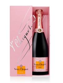 Veuve Clicquot Rose NV In Veuve Box (75cl)